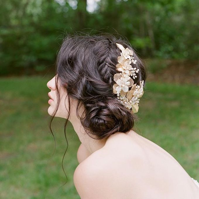 More Crowns Tiaras and Headpieces by Eden Luxe Bridal - 040