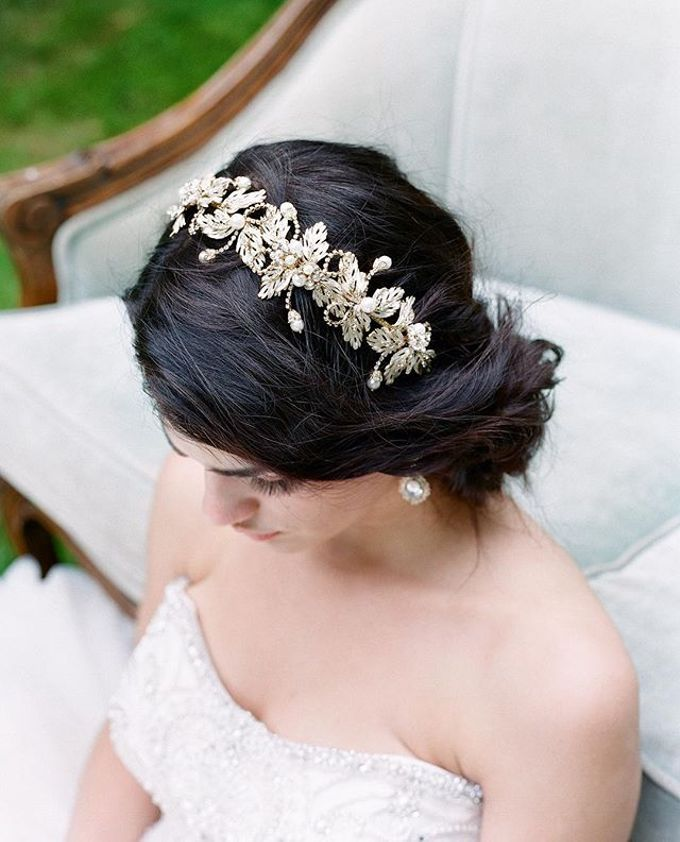 More Crowns Tiaras and Headpieces by Eden Luxe Bridal - 044