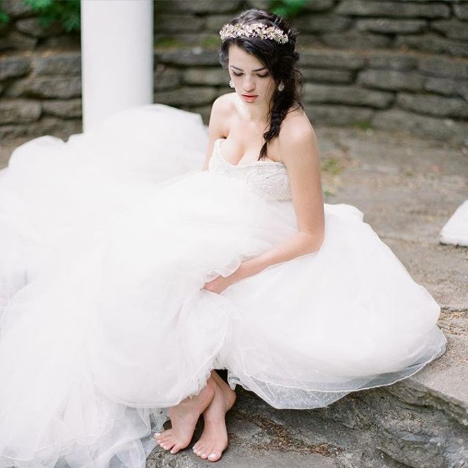 More Crowns Tiaras and Headpieces by Eden Luxe Bridal - 042