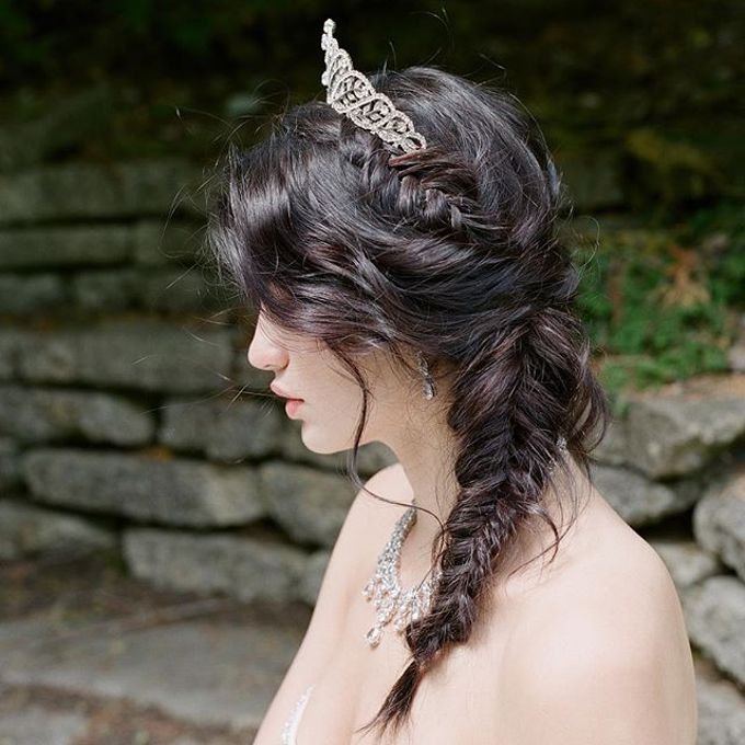 More Crowns Tiaras and Headpieces by Eden Luxe Bridal - 049