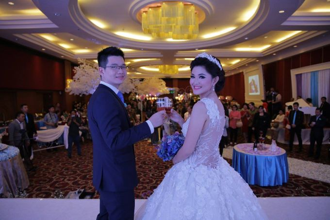 Wedding of Krisna & Merlyn by Sparkling Organizer - 024