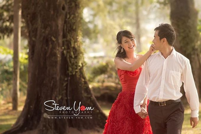 Pre Wedding & Couple Portraiture by Steven Yam Photography - 008