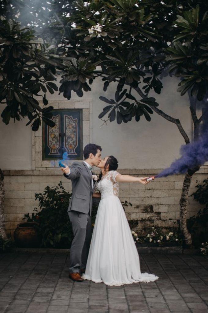 Jessica & Antonio Wedding by Bali Brides Wedding Planner - 029