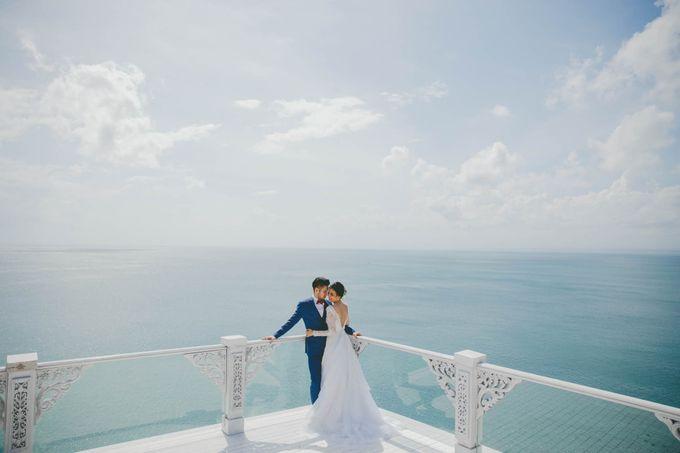 RUSTIC WEDDING DAVID AND JOICE IN SKY AYANA BALI by W organizer - 022