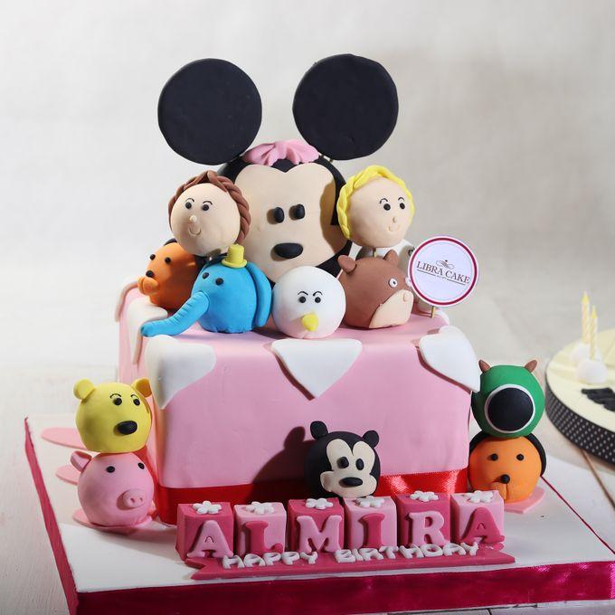 Birthday Cake Part 2 by Libra Cake - 035