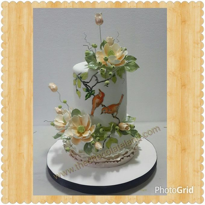 Wedding Cake by The Chocolate Land - 002