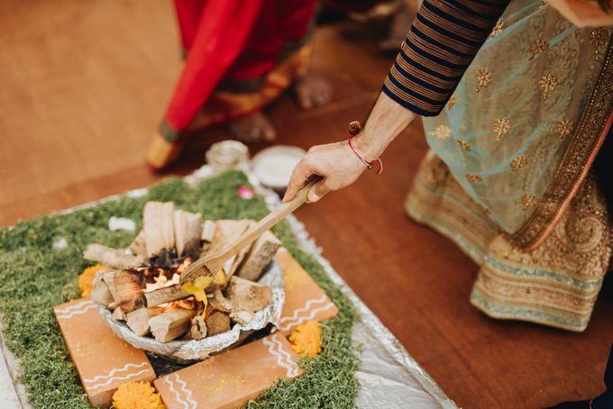 Indian Turkish Wedding by AMOR ETERNAL BALI WEDDING & EVENTS - 010