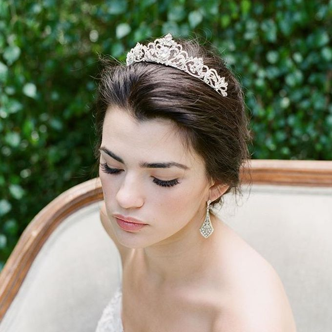 More Crowns Tiaras and Headpieces by Eden Luxe Bridal - 028