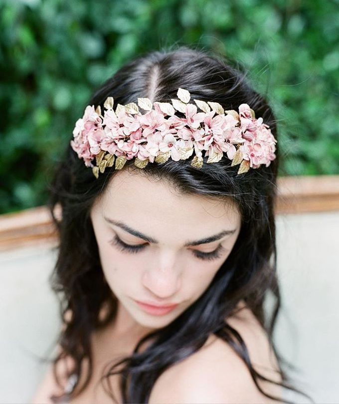 Regal Bridal Crowns and Tiaras and Headpieces by Eden Luxe Bridal - 032