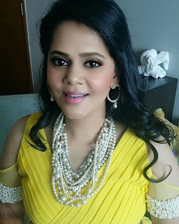 Party Makeup by Makeup by Lavina - 008