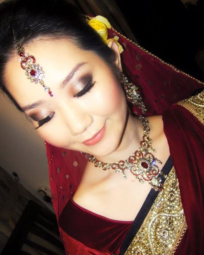 Bridal Portfolio by Faces by SudhaG - 026
