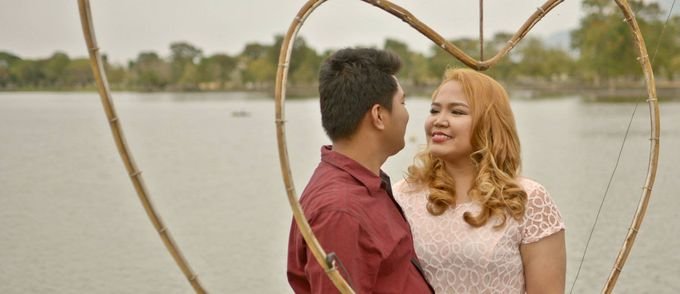 Pre Wedding Shoot by Lovely Glorioso Makeup Artistry - 001