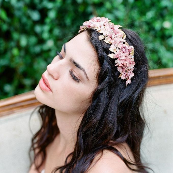 More Crowns Tiaras and Headpieces by Eden Luxe Bridal - 043
