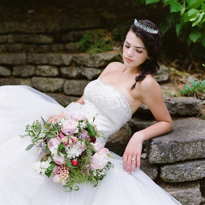 More Crowns Tiaras and Headpieces by Eden Luxe Bridal - 041