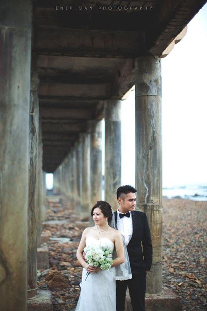 Prewedding of Johnathan + Kayti by Ener Gan Photography Studio - 003