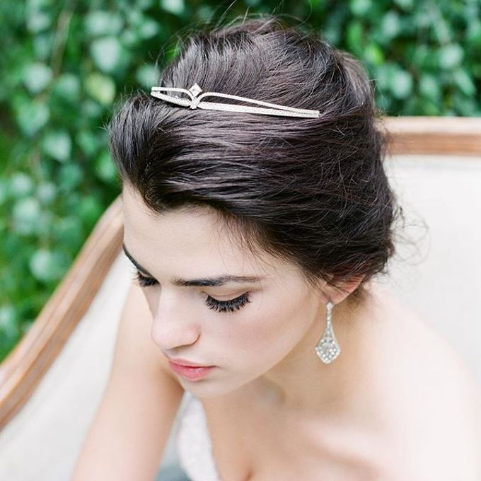 More Crowns Tiaras and Headpieces by Eden Luxe Bridal - 037