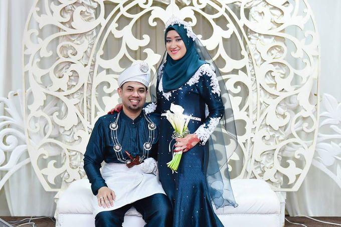 WEDDING HAZEL AND HAFIZ by Opa Pakar Photography - 007