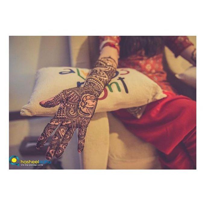Bridal Henna - Intricate by Nakreze Mehndi - 005