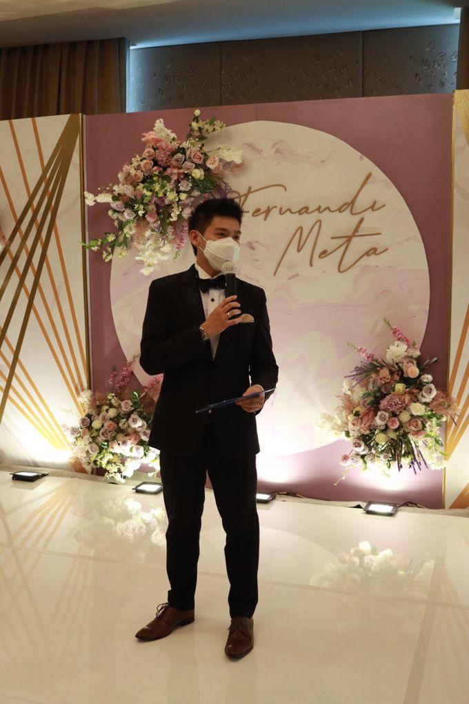 MC Wedding Intimate Hotel Mulia Jakarta - Anthony Stevven by Anthony Stevven - 023