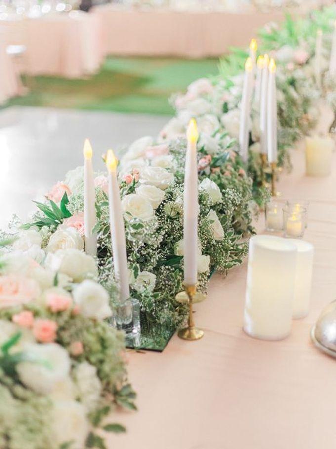 Elegant and Tasteful Wedding at Sky Ayana by Flora Botanica Designs - 019