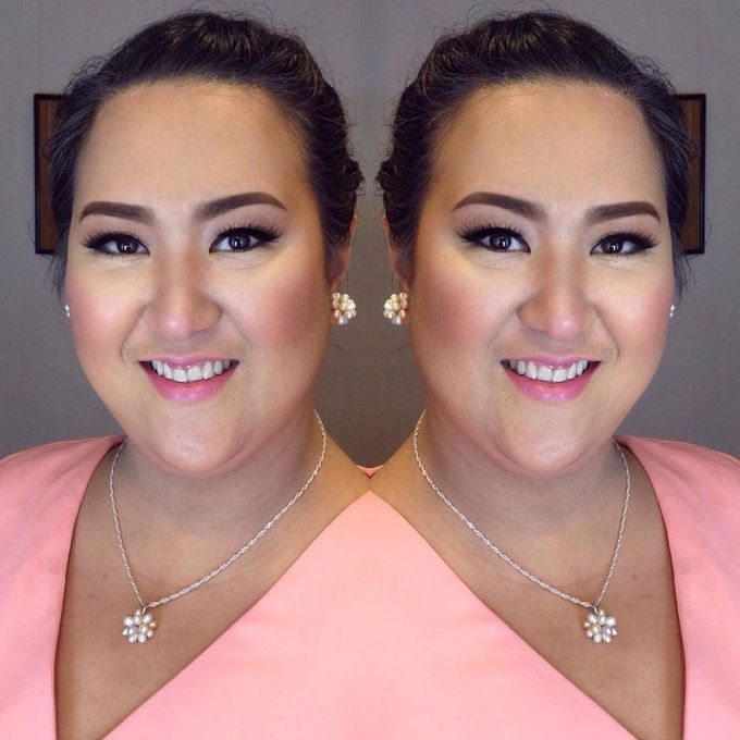 Detailed Make up by Roge Bernaldez by Roge Bernaldez Make up Artistry - 007