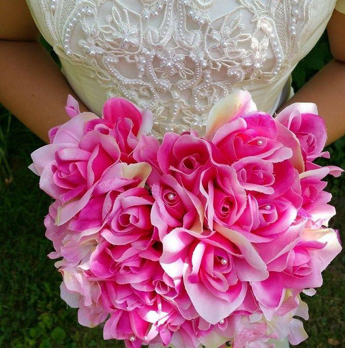 Bridal Bouquet by Reba Jo's Shoppe - 006