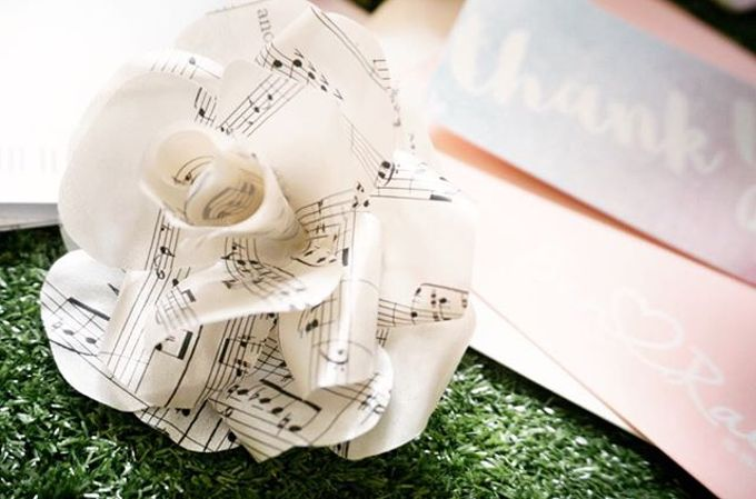 Musical Theme Wedding by POPfolio - 013