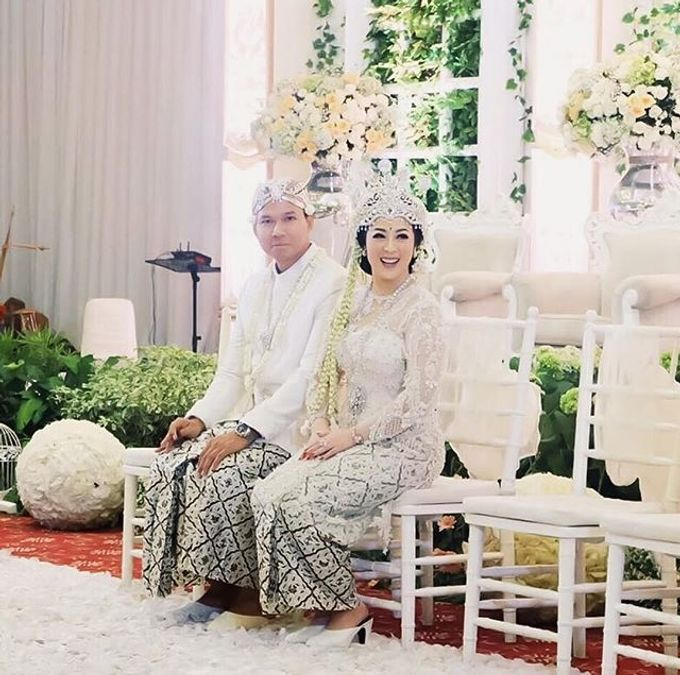 The Wedding Of Alda And Bayu by Seserahan by Rose Arbor - 005