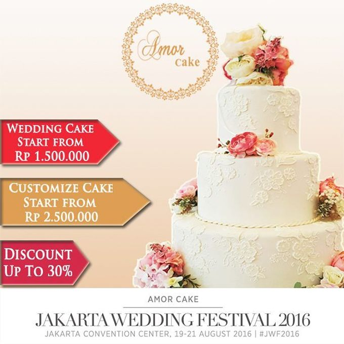 Wedding Expo and Promotion by Amor Cake - 006