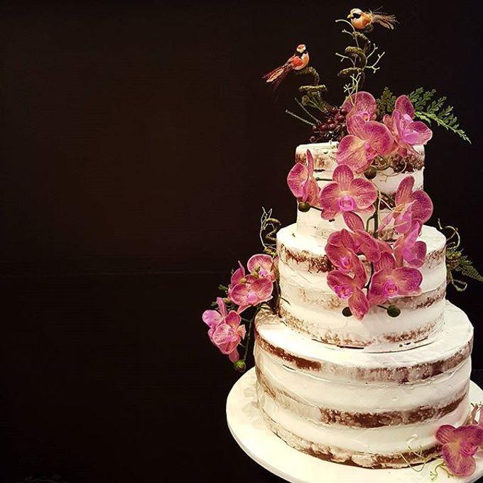 Naked Cake by Amor Cake - 002