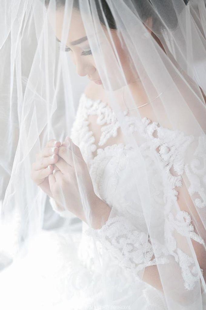 WEDDING DAY FOR ALBERT & DEVI by Fedya Make Up Artist - 001