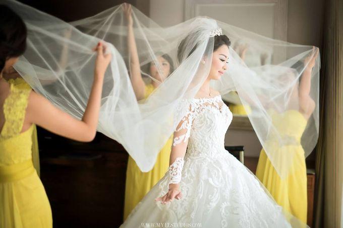 WEDDING DAY FOR ALBERT & DEVI by Fedya Make Up Artist - 002