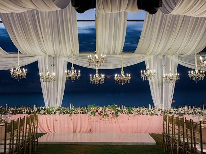 Elegant and Tasteful Wedding at Sky Ayana by Flora Botanica Designs - 017