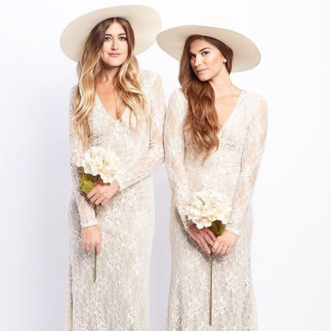 YEAR OF WHITE DRESSES by Year of White - 005