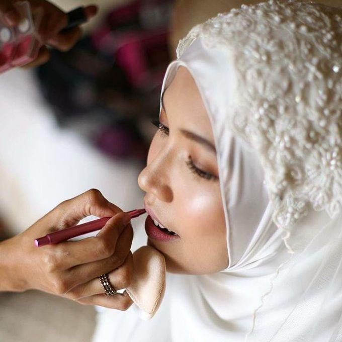 Makeup Portfolio  by Lin Elier NaturalBeauty - 005