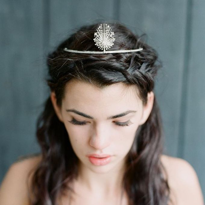 More Crowns Tiaras and Headpieces by Eden Luxe Bridal - 017