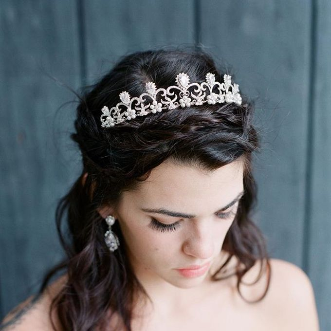 More Crowns Tiaras and Headpieces by Eden Luxe Bridal - 020