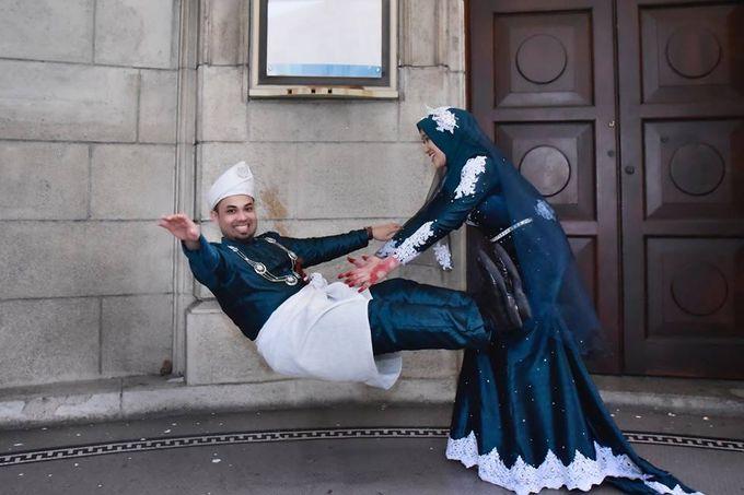 WEDDING HAZEL AND HAFIZ by Opa Pakar Photography - 006