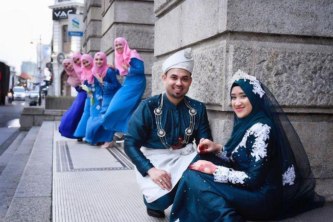 WEDDING HAZEL AND HAFIZ by Opa Pakar Photography - 005