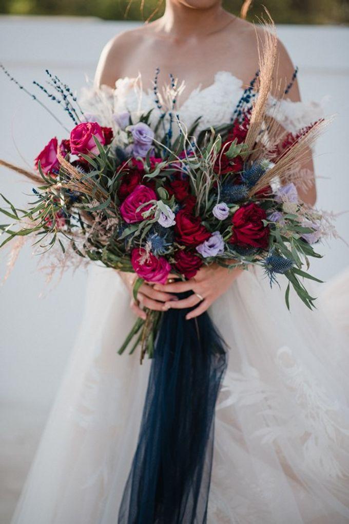Wedding Niken & Luke by Bali Izatta Wedding Planner & Wedding Florist Decorator - 001