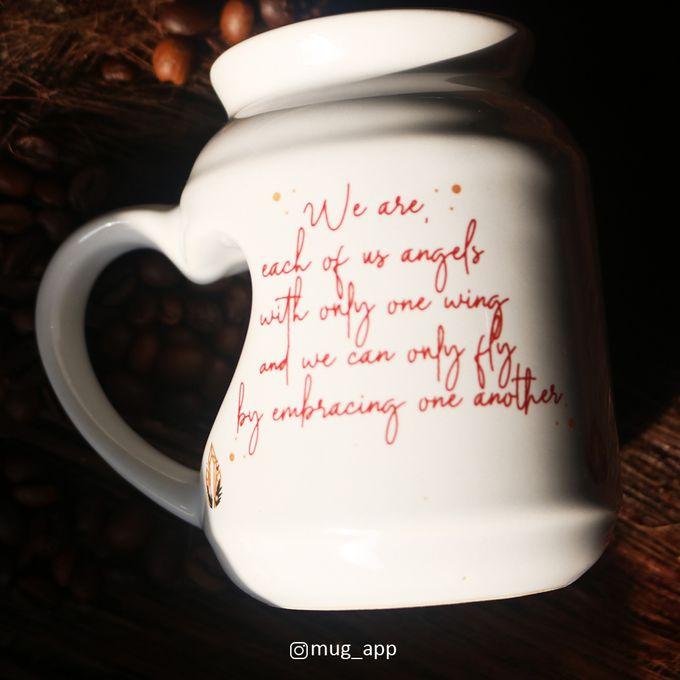 MUG MEME LOVE WEDDING KEVIN LILIANA & OSKAR MAHENDRA by Mug-App Wedding Souvenir - 007