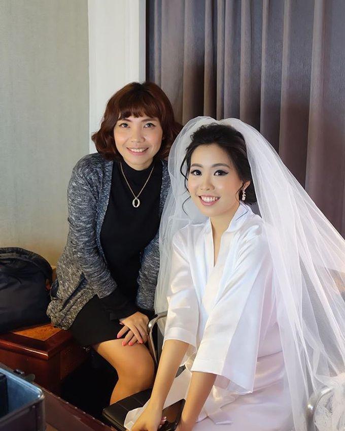 Wedding Makeup ,Mom ,Sister by Niken Xu Makeup Artist - 013