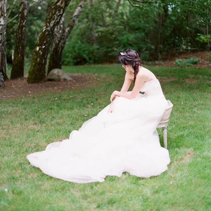 Regal Bridal Crowns and Tiaras and Headpieces by Eden Luxe Bridal - 030
