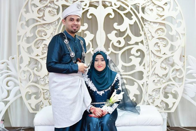 WEDDING HAZEL AND HAFIZ by Opa Pakar Photography - 009
