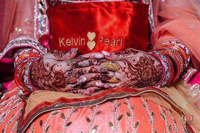 Bridal Henna - Arabic by Nakreze Mehndi - 002
