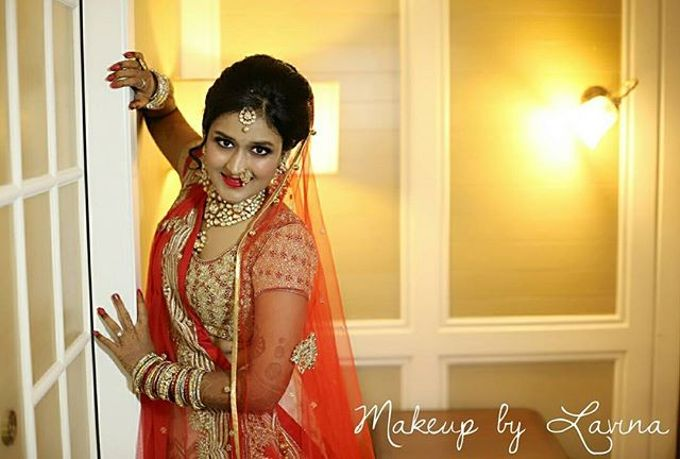 Bridal Makeup by Makeup by Lavina - 006