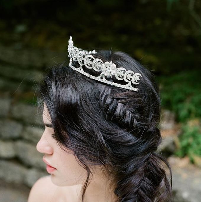 More Crowns Tiaras and Headpieces by Eden Luxe Bridal - 024