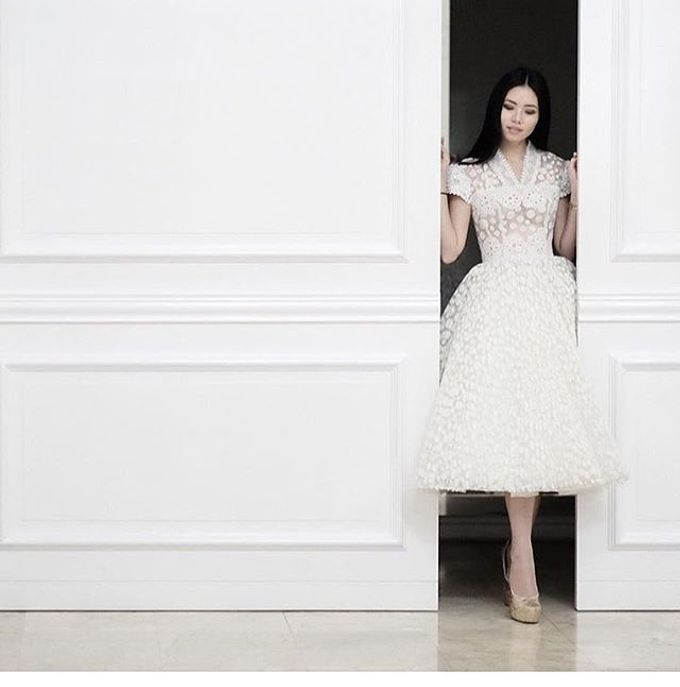 NEW ARRIVALS - COCKTAIL DRESS by LAMIIK BRIDAL - 014