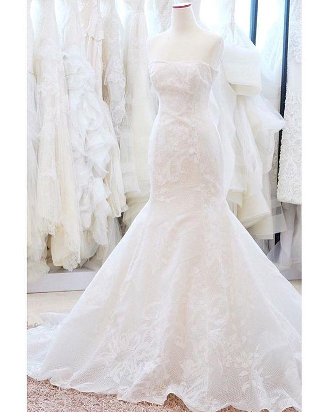 NEW ARRIVALS - WEDDING DRESS by LAMIIK BRIDAL - 048
