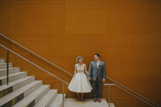 National Gallery Wedding at Aura by Samuel Goh Photography - 001